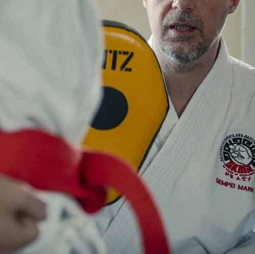 Karate Instructors